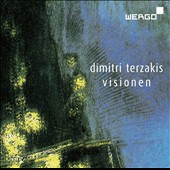 Dimitri Terzakis (b.1938) - Visionen: Chamber works for violins, soprano, flute, viola, piano plus works for chamber orchestra, choir & narrator