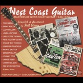 Various Artists: Masters of West Coast Guitar: 1946-1956 [Box]