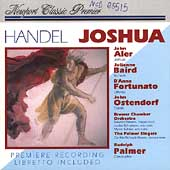 Handel: Joshua / Palmer, Baird, Aler, Ostendorf, etc