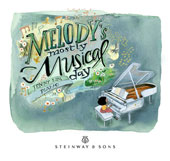 Jenny Lin Plays Piano Favorites for Children,