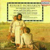Rimsky-Korsakov: Das Madchen von Pskov, etc / Jurowski, etc