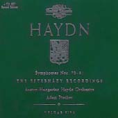 Haydn: Symphonies no 70-81 / Adam Fischer, et al
