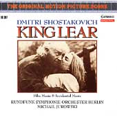Shostakovich: King Lear / Jurowski, Rundfunk SO Berlin