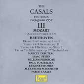 The Casals Festivals Vol 3 - Mozart, Beethoven