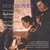 Keyboard Giants Play Beethoven / Rubinstein, Hofmann