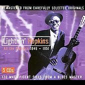 Lightnin' Hopkins: All the Classics: 1946-1951 [Box]
