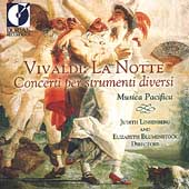 La Notte - Vivaldi: Concerti / Musica Pacifica, et al
