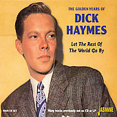 Dick Haymes: Golden Years of Dick Haymes [Box]