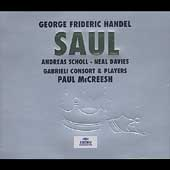 Handel: Saul / McCreesh, Scholl, Padmore, Davies, Gritton
