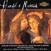 Handel: Messiah / Boughton, Smart, Towers, et al