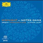 Midnight at Notre-Dame / Olivier Latry