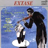 Extase - Prima Carezza plays music by Boulanger and others