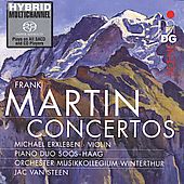 SCENE  Martin: Concertos / Van Steen, Erxleben, et al