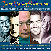 Janos Starker Celebration - Schubert & Boccherini