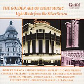 Light Music from the Silver Screen  / Farnon, et al