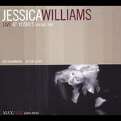 Jessica Williams (Piano): Live at Yoshi's, Vol. 2
