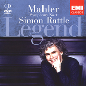 Legend - Mahler: Symphony no 4 / Rattle