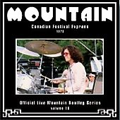Mountain: Canadian Express 1970