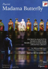 Puccini: Madama Butterfly / Summers/Met, Racette, Zifchak [DVD]