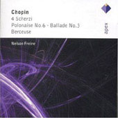 Chopin: Scherzos Nos. 1 - 4, Polonaise No.6 In A Flat Major, Etc.