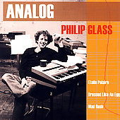 Analog - Glass / Philip Glass