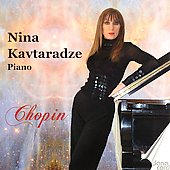 Nina Kavtaradze plays Chopin