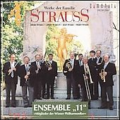 Werke der Familie Strauss / Ensemble 11