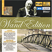 Günter Wand Edition - Beethoven: Mass in C major;  Mozart