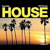 Various Artists: Essential House Boxset, Vol. 2 [Box] [PA]