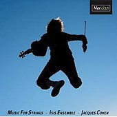Music for Strings / Jacques Cohen, Isis Ensemble
