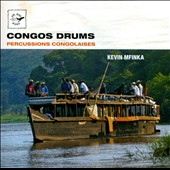 Kevin Mfinka: Air Mail Music: Congo Drums