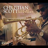 Christian Scott (Jazz): Live at Newport