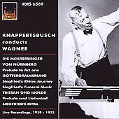 Hans Knappertsbusch conducts Richard Wagner
