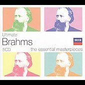 Ultimate Brahms - The Essential Masterpieces