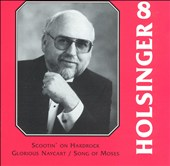 Symphonic Wind Music of David R. Holsinger, Vol. 8