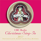 CBC Radio Christmas Sing-In