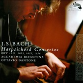 Bach: Harpsichord Concertos