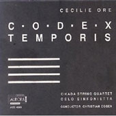 Cecilie Ore: Codex Temporis