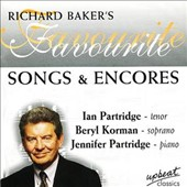 Richard Baker's Favourite Songs And Encores