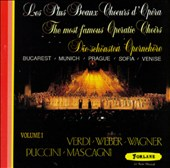 The Most Famous Operatic Choirs, Vol. 1
