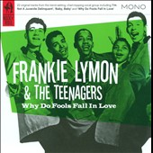 Frankie Lymon & the Teenagers: Why Do Fools Fall in Love?
