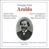 Giuseppe Verdi: Aroldo