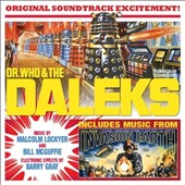 Malcolm Lockyer/Bill McGuffie: Dr. Who and the Daleks