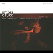 Ombra E Luce: Modena 1665