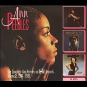 Ann Peebles: The Complete Ann Peebles on Hi Records, Vol. 2