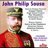 Sousa: Marches, Polkas & Americana