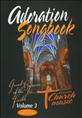 Adoration Songbook, Vol. 3