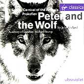 Prokofiev: Peter and the Wolf;  Saint-Saëns: Carnival