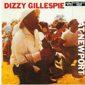 Dizzy Gillespie: At Newport