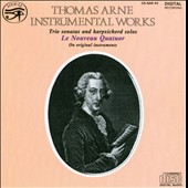 Thmoas Arne: Instrumental Works
